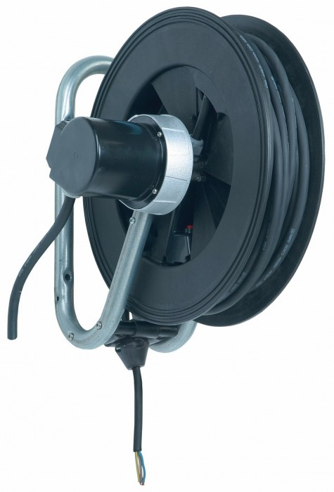 Nederman Cable Reel Series 793 - 400v 3 Phase