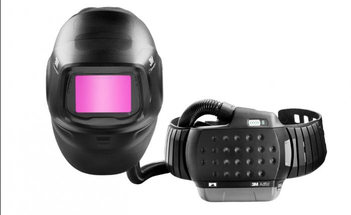 3M™ Speedglas™ G5-01VC with 3M™ Adflo™ Powered Air Respirator 617830