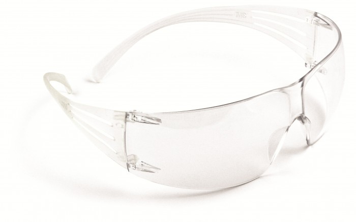 SecureFit™ SF200 Series Spectacles - Clear from 3m