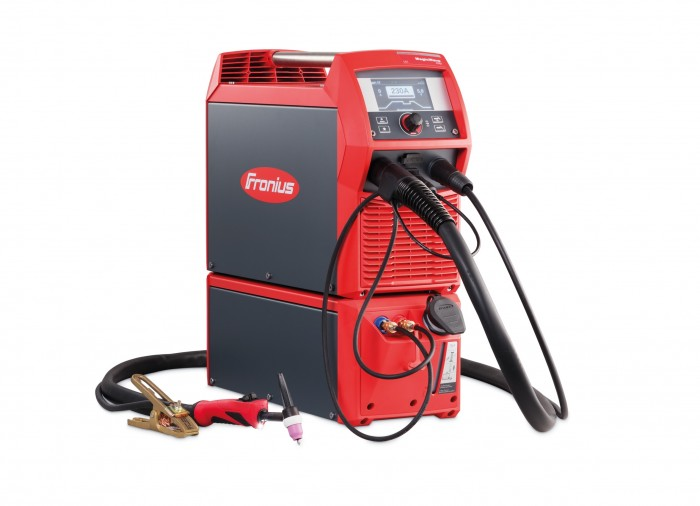 fronius magicwave watercooled unit