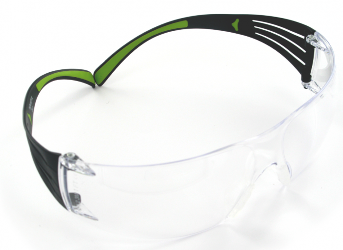 SecureFit™ SF400 Series Spectacles Clear by 3m