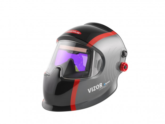 Fronius Visor Connect Bluetooth Welding Helmet