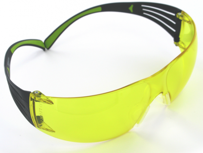 3M™ SecureFit™ SF400 Series Spectacles Amber