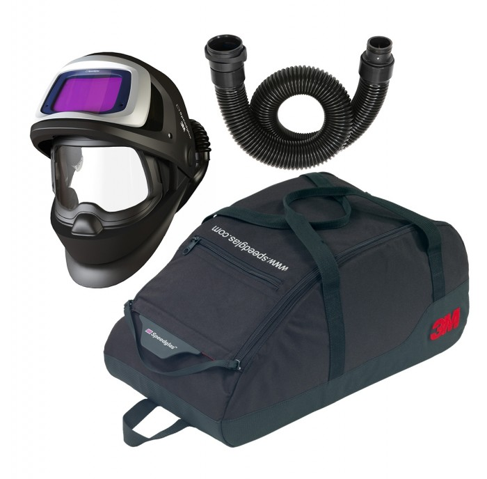 3M™ Speedglas™ Welding Helmet 9100 FX Air, with filter 9100XX