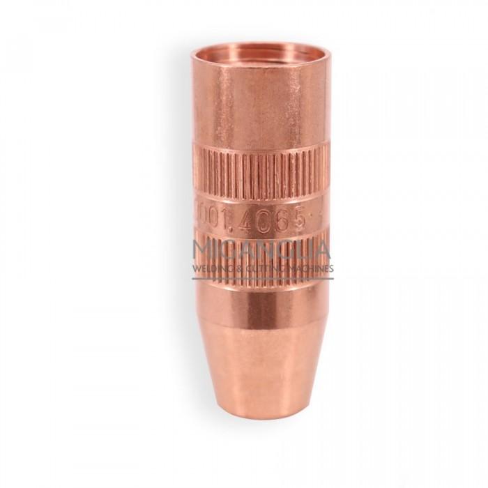 Fronius Gas Nozzle 12x22x58 CT 5pcs