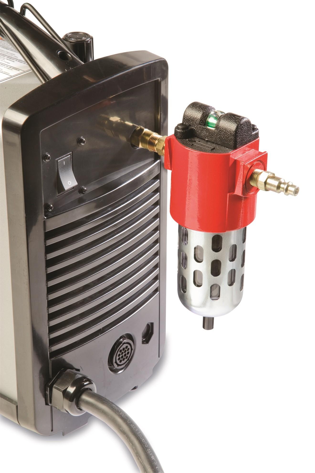 Welder Air Filter : Hypertherm air filtration kit miganglia welding equipment