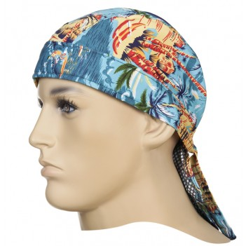Weldas Fire Fox welding Bandana, Paradise