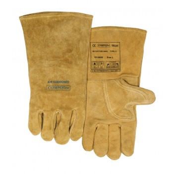 "Weldas Original ""BUCKTAN WIDE BODY"" welding glove"
