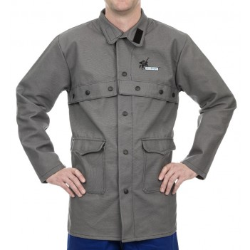 Weldas Arc Knight® flame retardant welding jacket