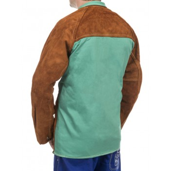 Weldas Lava Brown™ welding jacket
