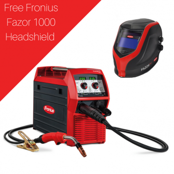 Fronius TransSteel 2200 Compact 230v - MIG Package