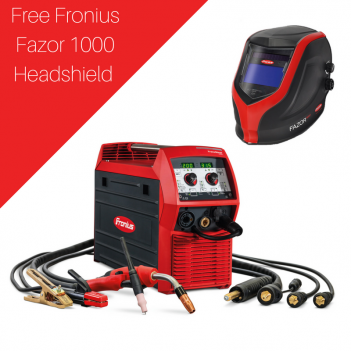 Fronius TransSteel 2200 Compact MV Multi-Process Package