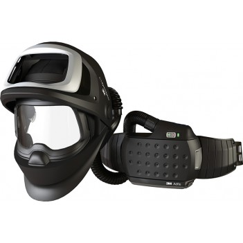 3M™ Adflo™ Powered Air Respirator with Speedglas™ 9100 FX Air Welding Shield without Filter