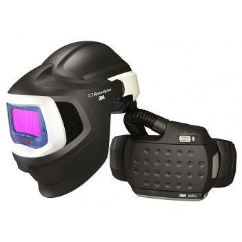 3M™ Adflo™ Powered Air Respirator with Speedglas™ 9100 MP Welding Shield with 9100X Filter
