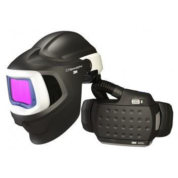 3M™ Adflo™ Powered Air Respirator with Speedglas™ 9100 MP Welding Shield with 9100XX Filter