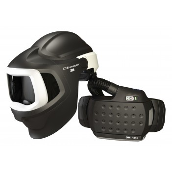3M™ Adflo™ Powered Air Respirator with Speedglas™ 9100 MP Welding Shield without Filter