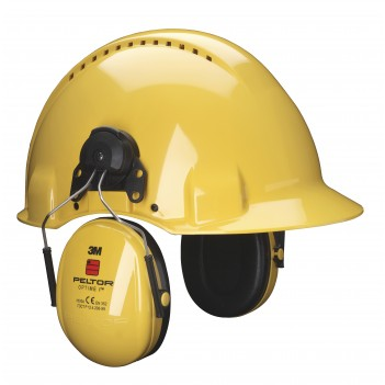 3M™ Peltor™ Optime™ I Helmet Attachment Earmuffs - 20 Units