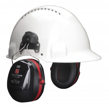 3M™ Peltor™ Optime™ III Helmet Attachment Earmuffs - 20 Units