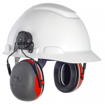 3M™ Peltor™ X3 Ear Defenders - Helmet Mounted