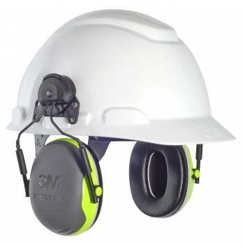 3M™ Peltor™ X4 Ear Defenders - Helmet Mounted