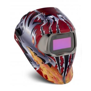 3M™ Speedglas™ 100 Razor Dragon Skull Welding Shield