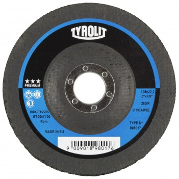Tyrolit Premium*** Rough Cleaning Wheel - Box of 5